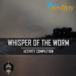 whisper of the worm boost cheap boosting carry recovery