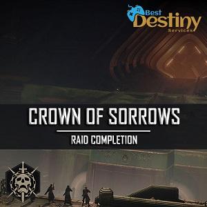 crown of sorrow boost