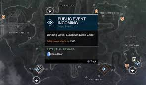 public event destiny 2 carry and recovery