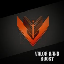 valor rank boost