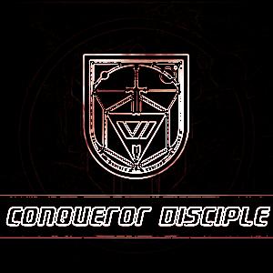conqueror disciples triumph boost